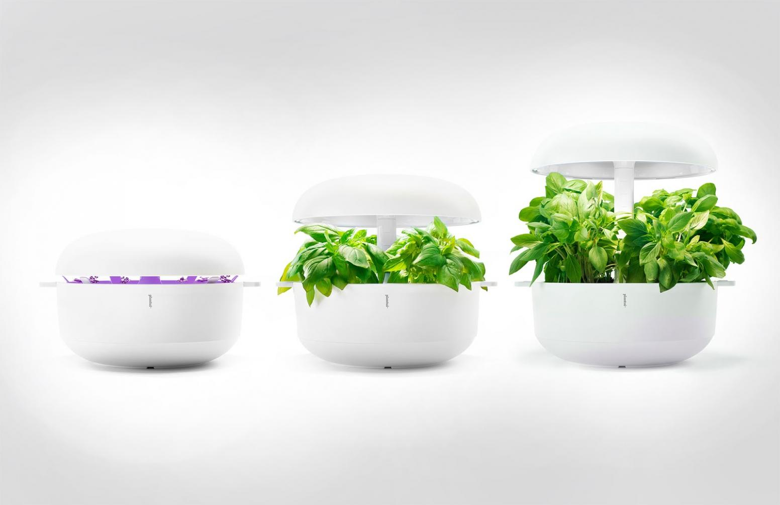 Цветочный горшок Plantui Smart Garden