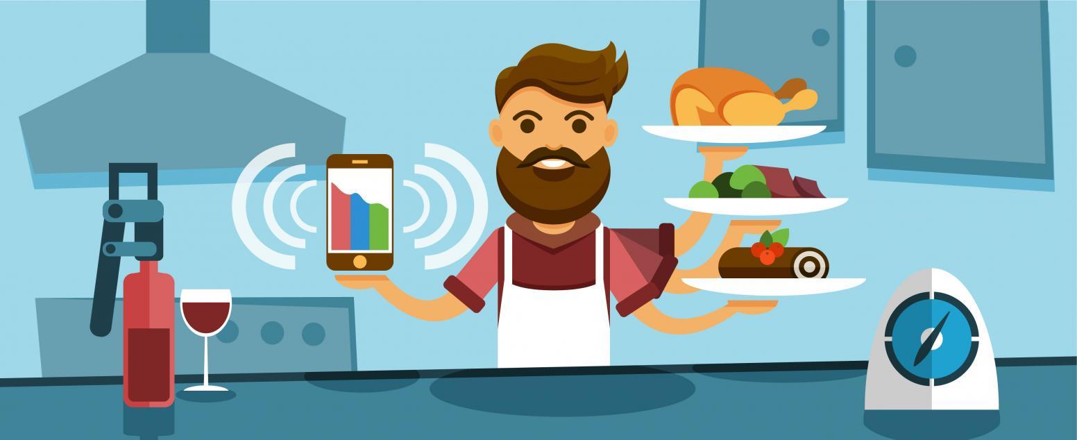 Мужчина на кухне: руководство по выживанию. Или идеи по подбору «умной» техники