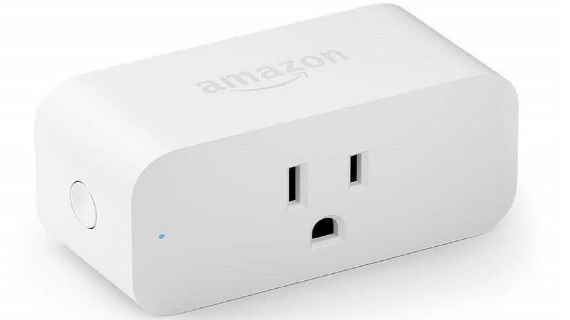 Розетка Amazon Smart Plug