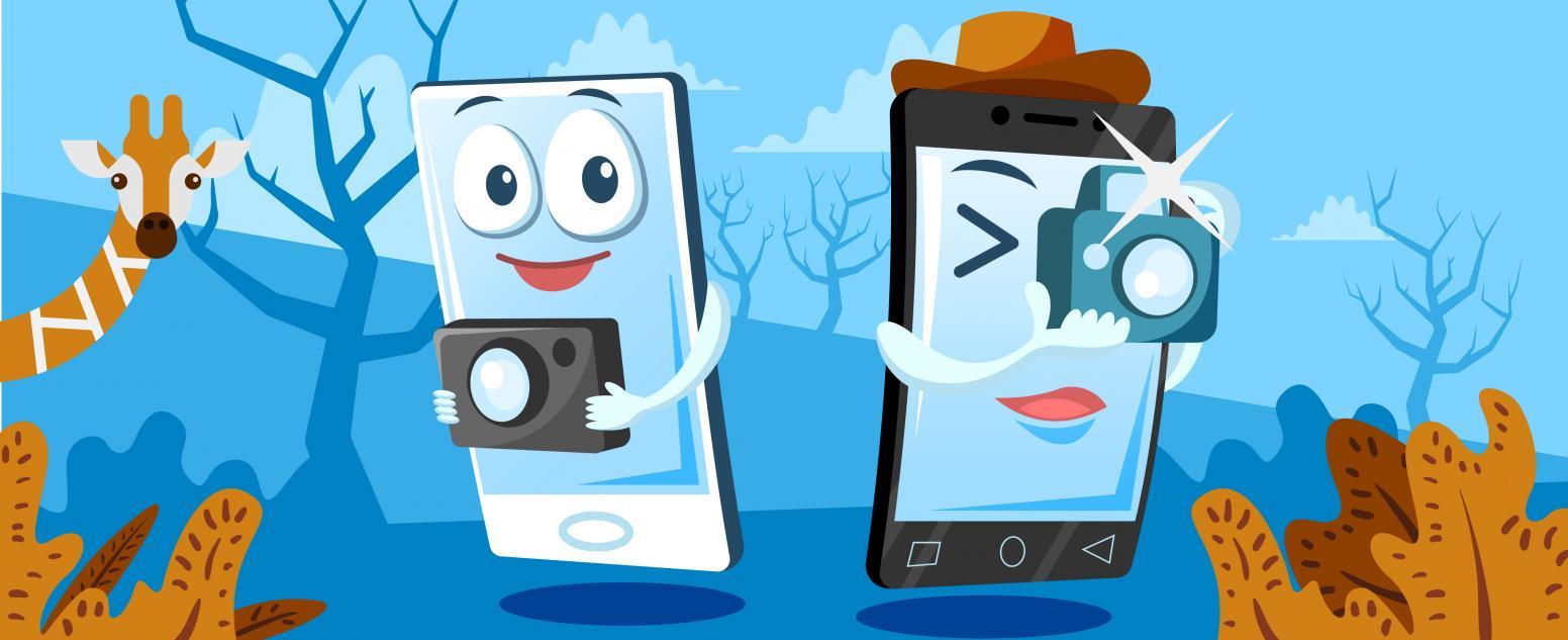Двойная камера: как быть в тренде без Samsung и Apple