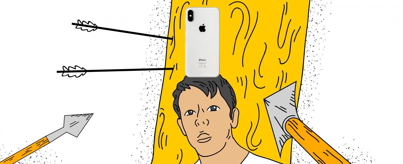 Остаться в живых. Поцарапанный, уроненный, но не сломленный iPhone
