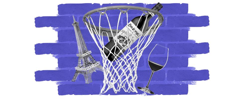 Баскетбол, Париж и винишко: новые магазины с кэшбэком