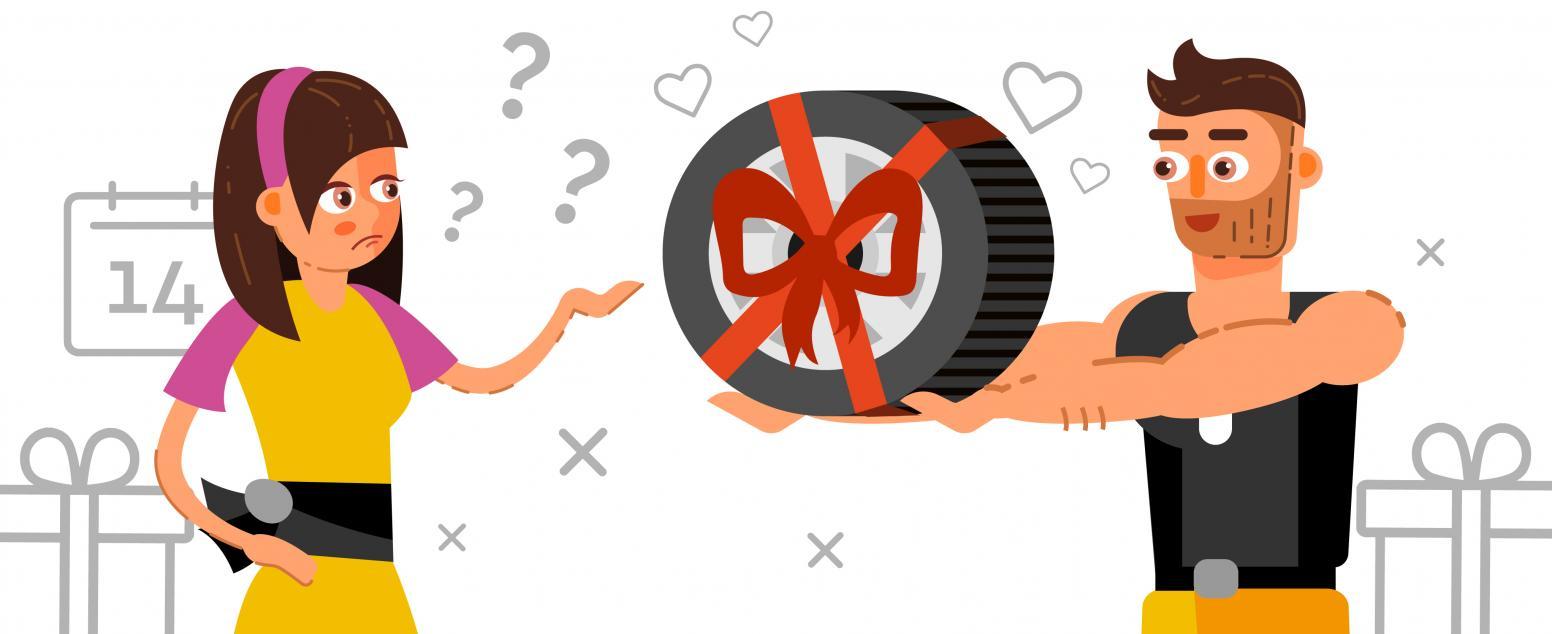 Подарки для женщин на День святого Валентина: любит, не любит
