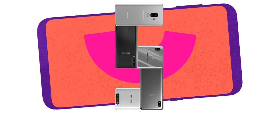 5 смартфонов Samsung, которые есть в «Связном»