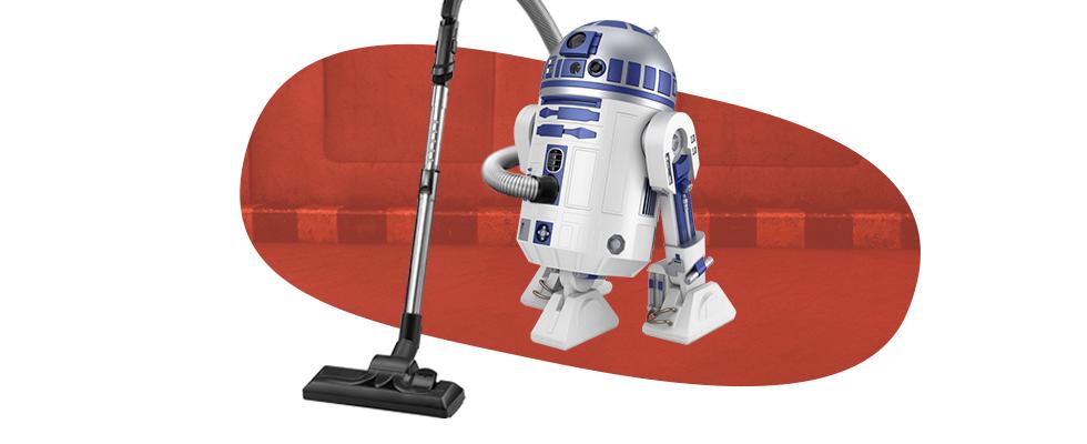 Роботы-пылесосы: 5 домашних помощников