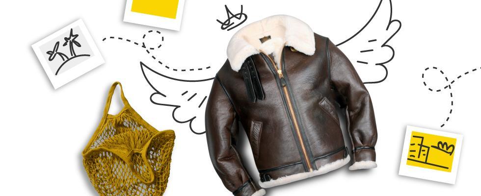 Возвращение авоськи, полароидных фото и куртки-дубленки
